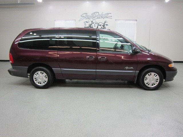 1999 plymouth grand voyager se for sale in sioux falls. Black Bedroom Furniture Sets. Home Design Ideas