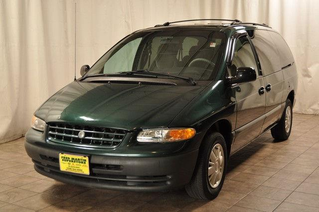 1999 plymouth grand voyager se for sale in norton ohio. Black Bedroom Furniture Sets. Home Design Ideas