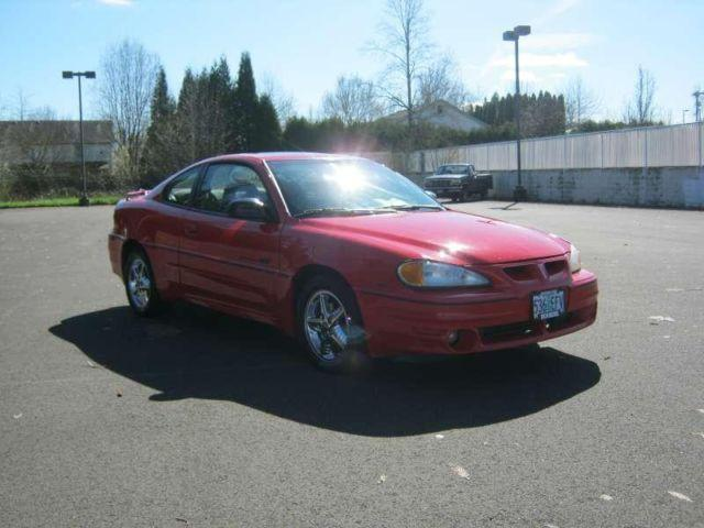 Bickmore Auto Sales >> 1999 Pontiac Grand Am GT Coupe for Sale in Gresham, Oregon Classified | AmericanListed.com