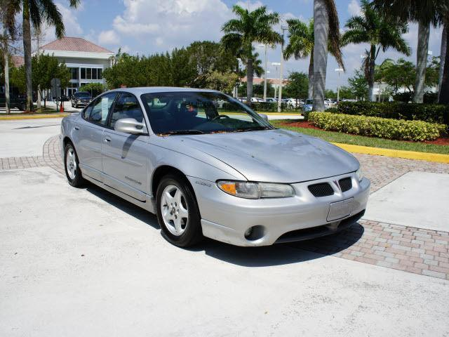 Carfax Customer Service >> 1999 Pontiac Grand Prix GT for Sale in Sunrise, Florida ...