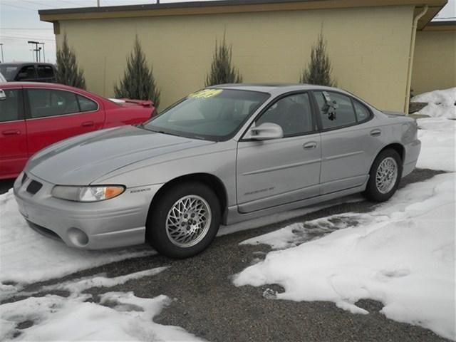 Midway Motors Hutchinson Ks >> 1999 Pontiac Grand Prix Sedan GT for Sale in Hutchinson, Kansas Classified | AmericanListed.com