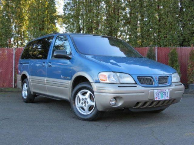 1999 pontiac montana extended minivan all power options runs great for sale in happy valley oregon classified americanlisted com 1999 pontiac montana extended minivan