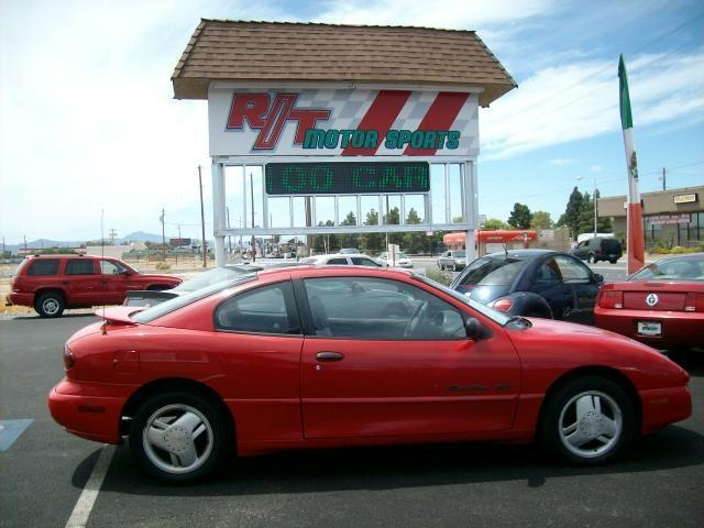 1999 pontiac sunfire gt for sale in las vegas nevada. Black Bedroom Furniture Sets. Home Design Ideas