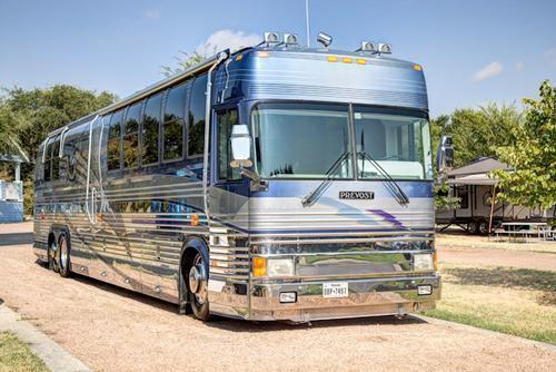1999 prevost country coach xl for sale in austin texas classified