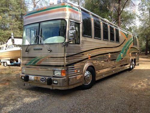 1999 Prevost Vision XL45 for Sale in Redding, California Classified