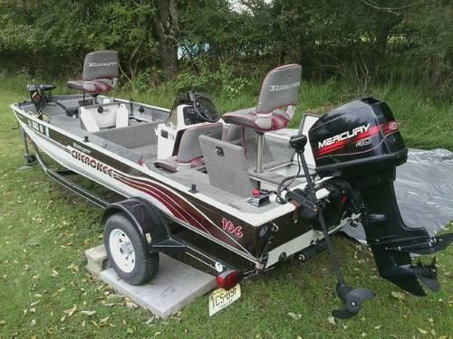 1999 ranger cherokee 106 bass boat 16\u0027 for sale in fredon Ranger Bass Boat Dash Wiring Diagrams