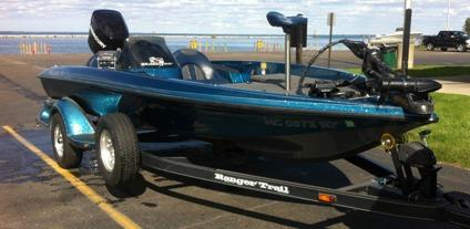 1999 Ranger R 81 Sport For Sale In Clinton Township