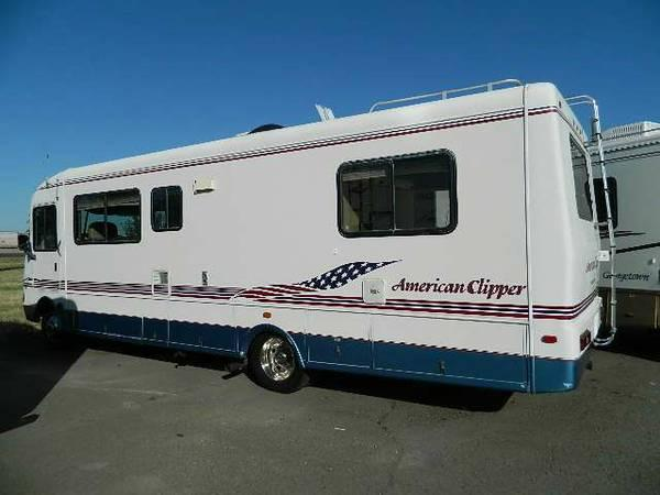 1999 Rexhall American Clipper 58k Miles For Sale In Sacramento California Classified