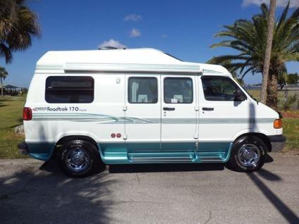 1999 Roadtrek 170 Popular For Sale In Houston  Texas