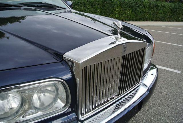 1999 rolls royce silver seraph price on request for sale in van nuys california classified. Black Bedroom Furniture Sets. Home Design Ideas