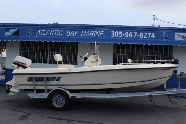 1999 Sea Pro 170 Center Console Garage Kept    Financing Available    For Sale In Miami  Florida