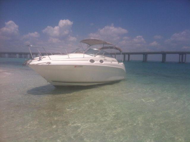 1999 searay 260 sundancer