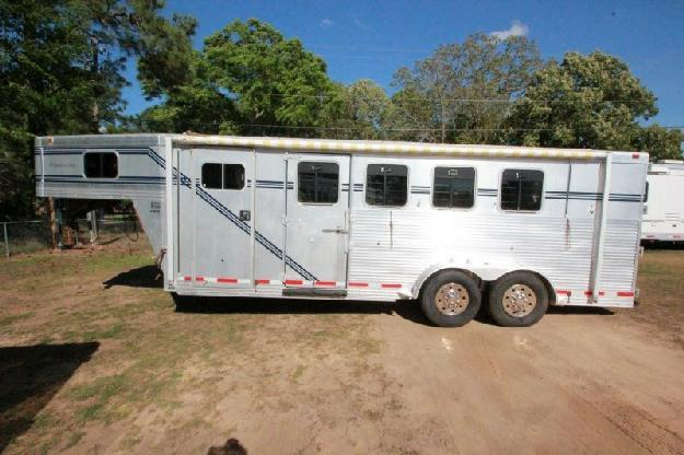 1999 Southern Classic Horse Trailer For Sale For Sale In
