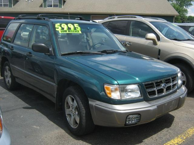 1999 subaru forester s for sale in bergen new york classified. Black Bedroom Furniture Sets. Home Design Ideas