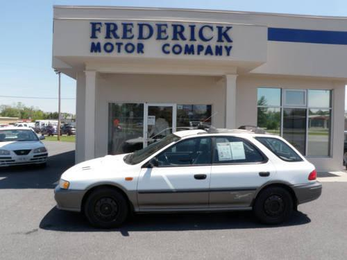 1999 subaru impreza wagon awd outback sport for sale in frederick maryland classified. Black Bedroom Furniture Sets. Home Design Ideas