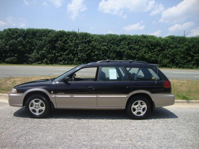 1999 subaru legacy outback limited awd for sale in raleigh. Black Bedroom Furniture Sets. Home Design Ideas