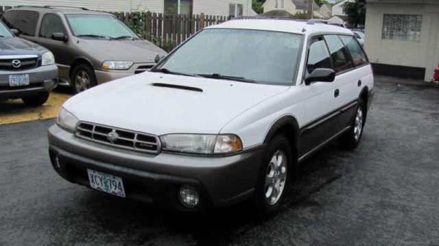 1999 subaru legacy outback wagon for sale in portland. Black Bedroom Furniture Sets. Home Design Ideas