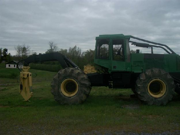 1999 Timberjack 450