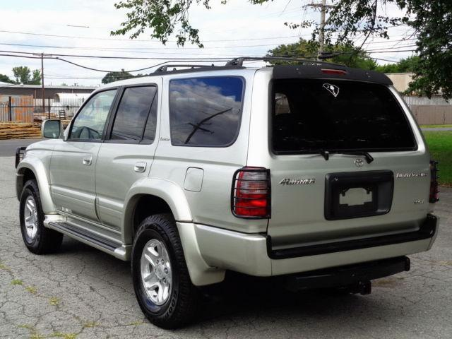1999 Toyota 4Runner Limited 4WD 4X4 FULLY LOADED