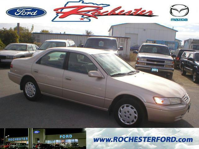 1999 toyota camry le for sale in rochester minnesota. Black Bedroom Furniture Sets. Home Design Ideas