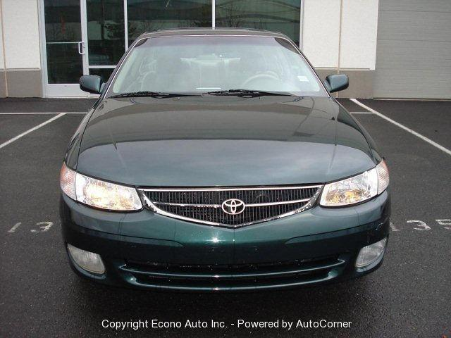 1999 Toyota Camry Solara Se For Sale In Chantilly Virginia Classified