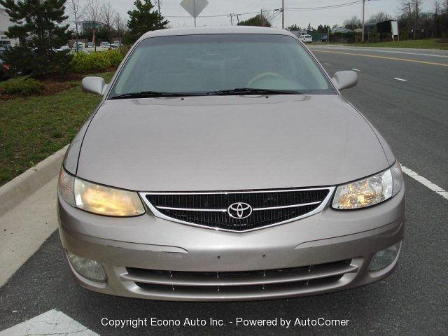 1999 toyota camry solara se for sale in chantilly virginia classified. Black Bedroom Furniture Sets. Home Design Ideas