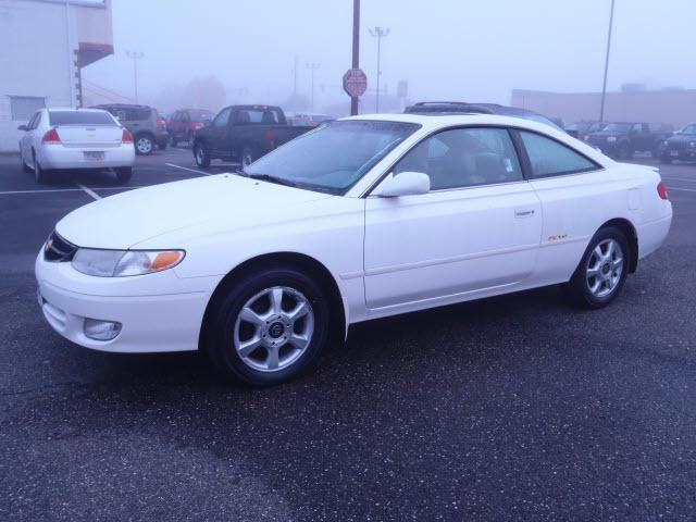 1999 toyota camry solara sle v6 for sale in new philadelphia ohio classified. Black Bedroom Furniture Sets. Home Design Ideas