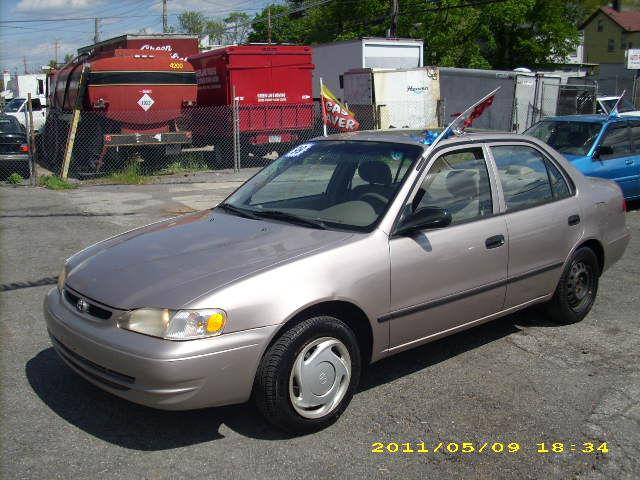 1999 toyota corolla ce for sale in mount vernon new york. Black Bedroom Furniture Sets. Home Design Ideas