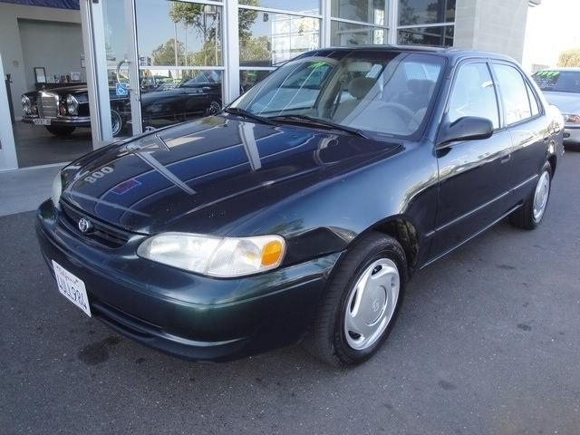 1999 toyota corolla ce for sale in san leandro california. Black Bedroom Furniture Sets. Home Design Ideas