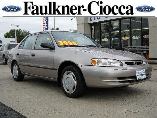1999 toyota corolla ce for sale in quakertown. Black Bedroom Furniture Sets. Home Design Ideas