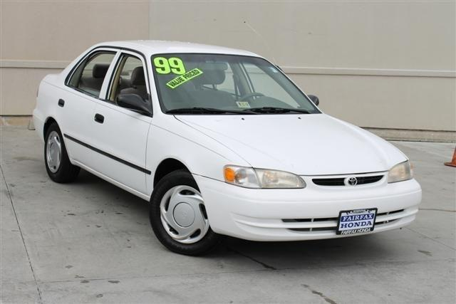 1999 toyota corolla ve for sale in fairfax virginia for A plus motors fairfax
