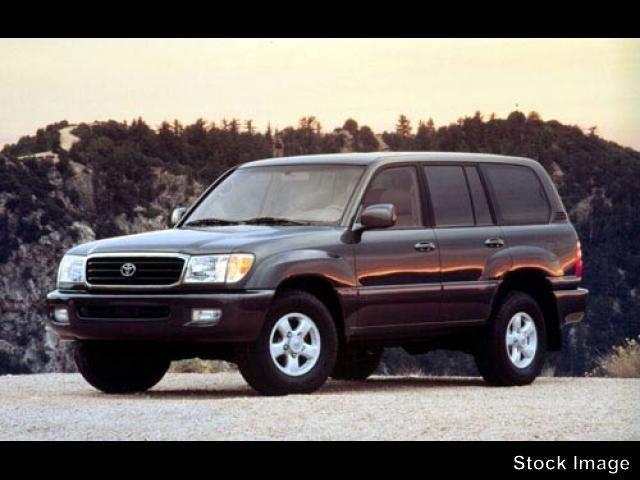 Used Cars Johnson City Tn >> 1999 Toyota Land Cruiser for Sale in Johnson City ...