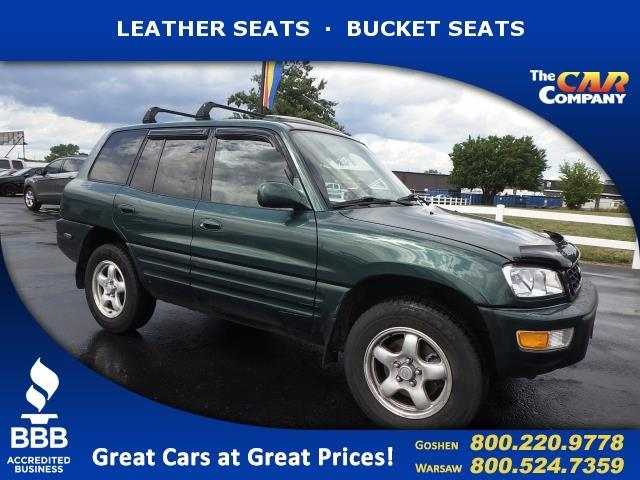 1999 toyota rav4 base awd 4dr suv for sale in warsaw indiana classified. Black Bedroom Furniture Sets. Home Design Ideas