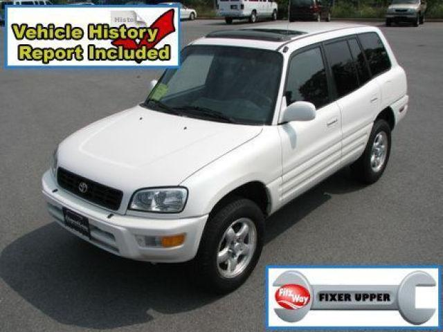 1999 toyota rav4 for sale in frederick maryland classified. Black Bedroom Furniture Sets. Home Design Ideas