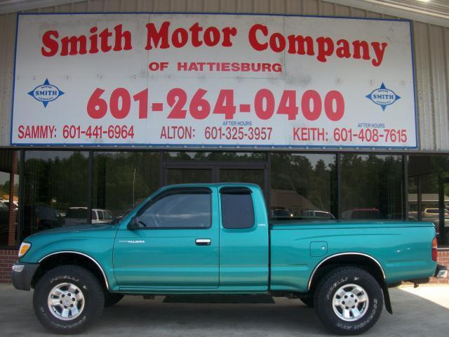 1999 Toyota Tacoma For Sale In Hattiesburg Mississippi