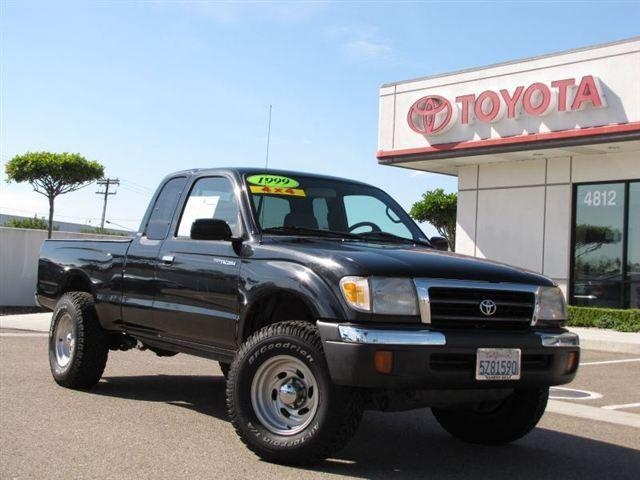 1999 toyota tacoma for sale in san diego california classified. Black Bedroom Furniture Sets. Home Design Ideas