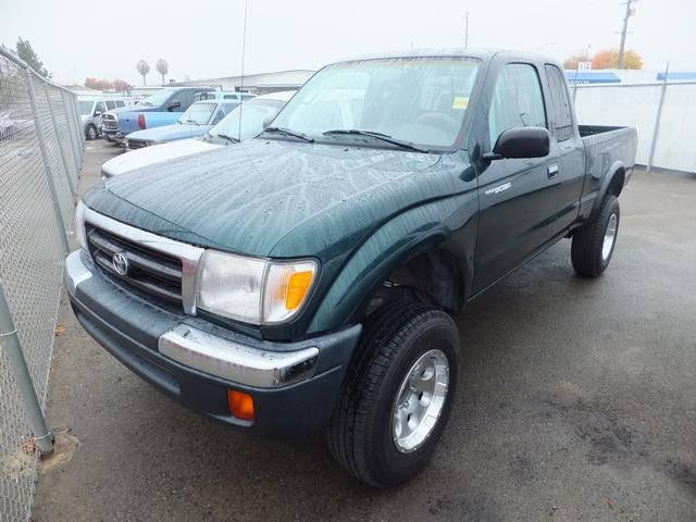 1999 toyota tacoma prerunner for sale in hanford california classified. Black Bedroom Furniture Sets. Home Design Ideas