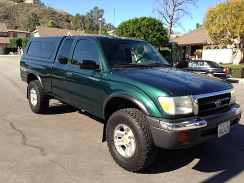 1999 toyota tacoma xtracab prerunner trd for sale for sale in orange california classified. Black Bedroom Furniture Sets. Home Design Ideas