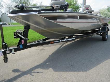 1999 tracker marine pro team 175 bass for sale in for Tracker outboard motor parts