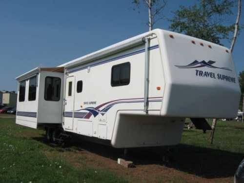 1999 Travel Supreme 36rl 5th Wheel In Sioux Falls Sd For