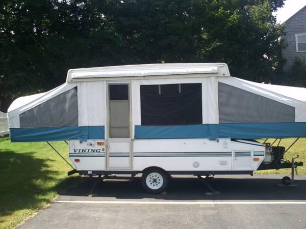 1999 viking 12 39 pop up camper for sale in hudson