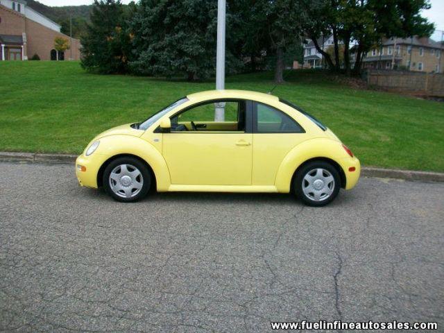 1999 volkswagen new beetle for sale in pen argyl pennsylvania classified. Black Bedroom Furniture Sets. Home Design Ideas