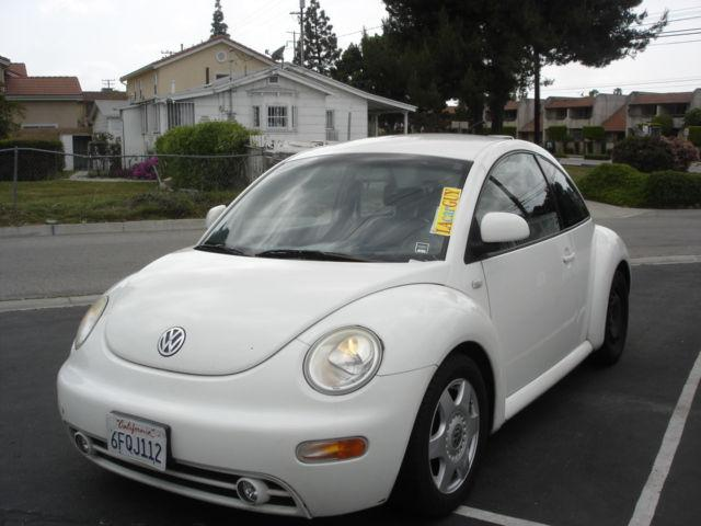 1999 volkswagen new beetle gls for sale in el monte california classified. Black Bedroom Furniture Sets. Home Design Ideas