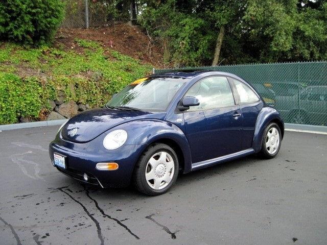 1999 volkswagen new beetle gls for sale in seattle washington classified. Black Bedroom Furniture Sets. Home Design Ideas