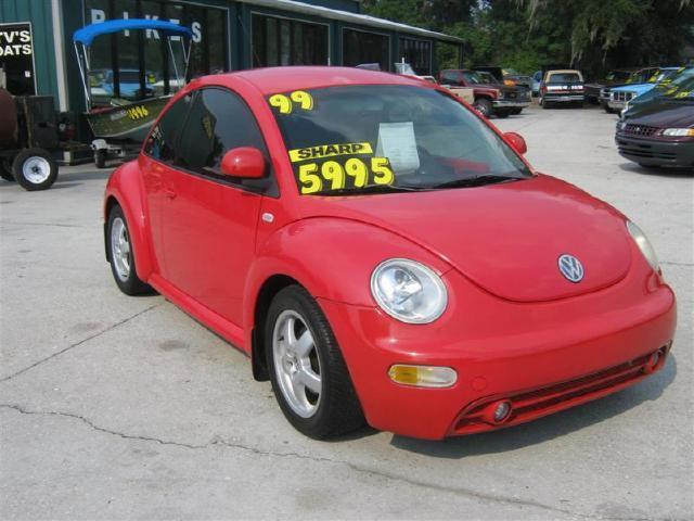 1999 volkswagen new beetle gls for sale in deland florida classified. Black Bedroom Furniture Sets. Home Design Ideas