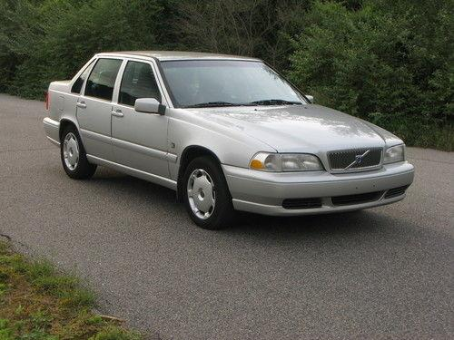 1999 Volvo S70 sedan...Manual Transmission...EXCELLENT Cond for Sale in Ashland, Massachusetts ...