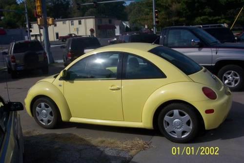1999 vw beetle nice car 5 speed manual transmission for sale in omaha nebraska classified. Black Bedroom Furniture Sets. Home Design Ideas