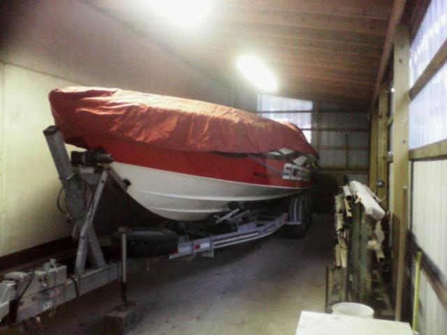 1999 Wellcraft Scarab 33'' Twin 454s