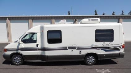 Travel Trailers For Sale Sacramento >> 1999 Winnebago Rialta RV / Motorhome for Sale in Los ...