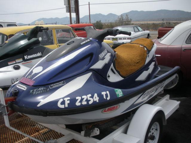 1999 Yamaha GP 800 power valve Waverunner 2 stroke